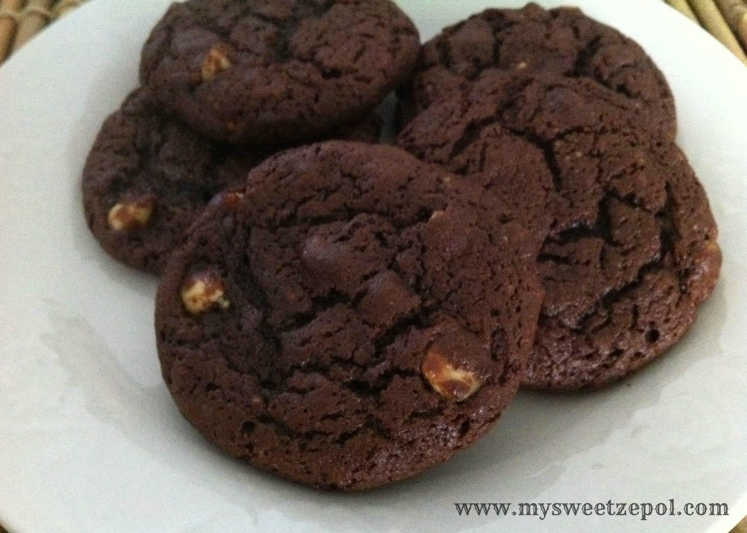 31-Days-of-Cookies-Triple-Chocolate-Cookies-mysweetzepol