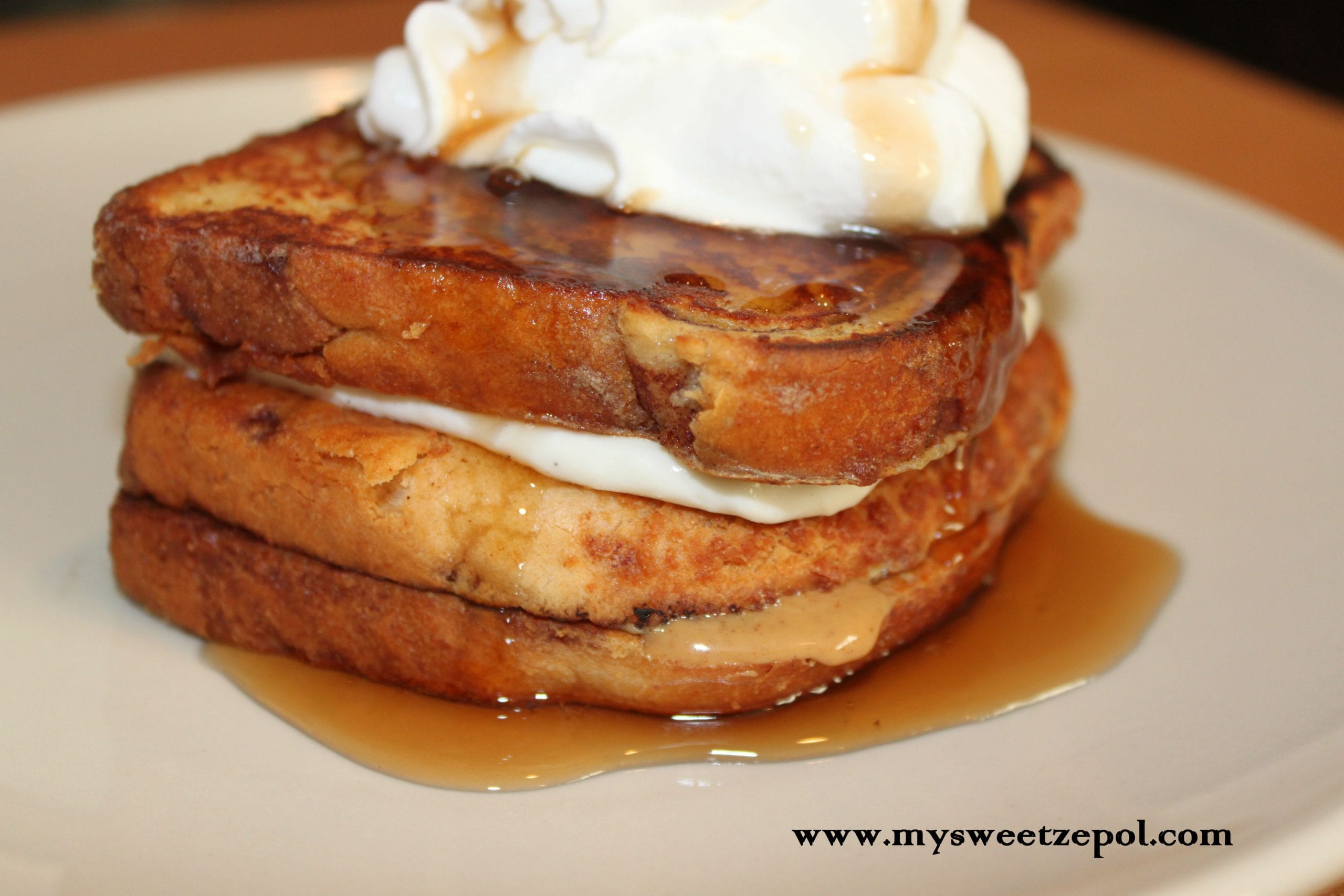 french peanut butter and banana photo stuffed french toast post peanut ...