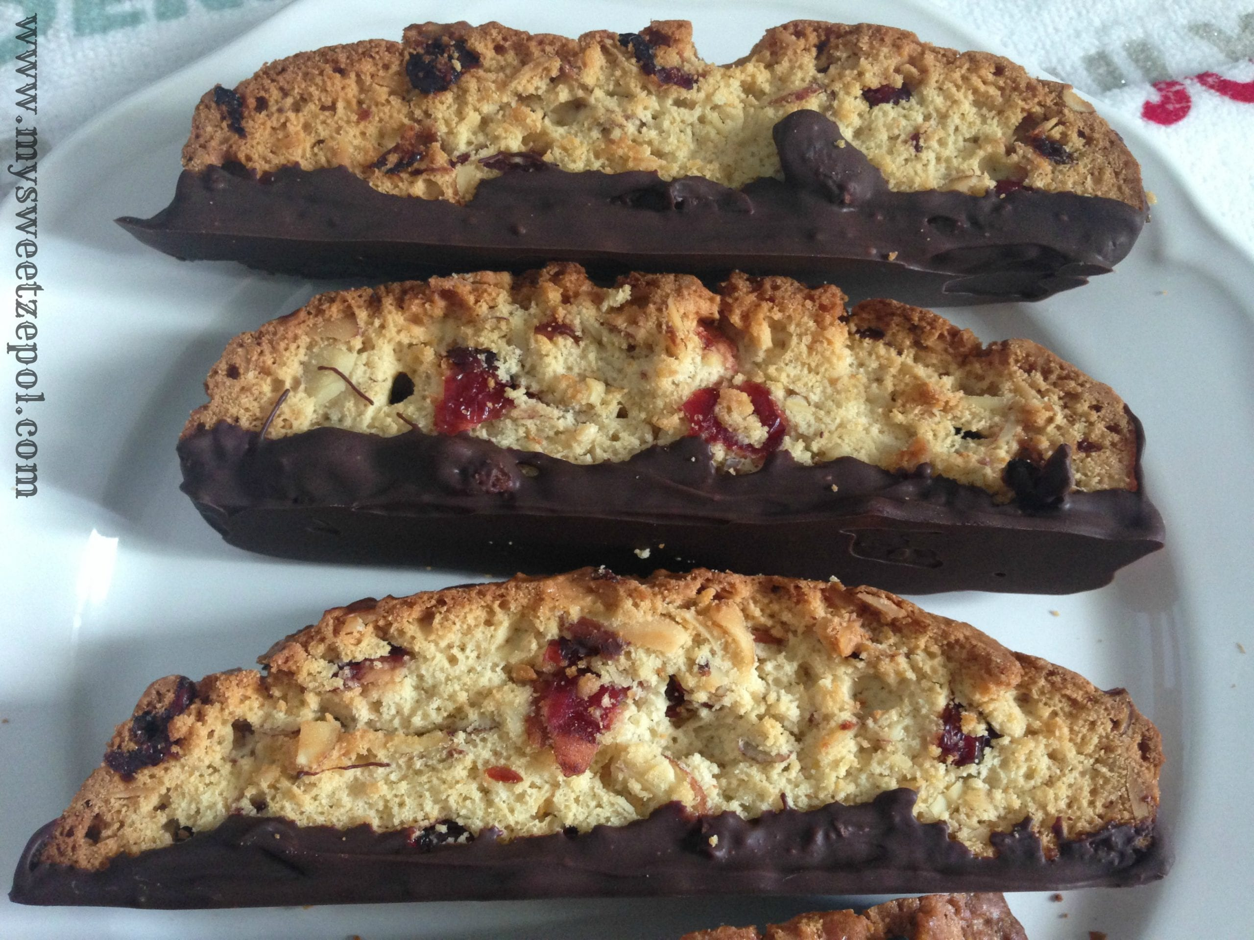 31-Days-of-Cookies-Almond-and-Cranberry-Biscotti-with-a-chocolate ...