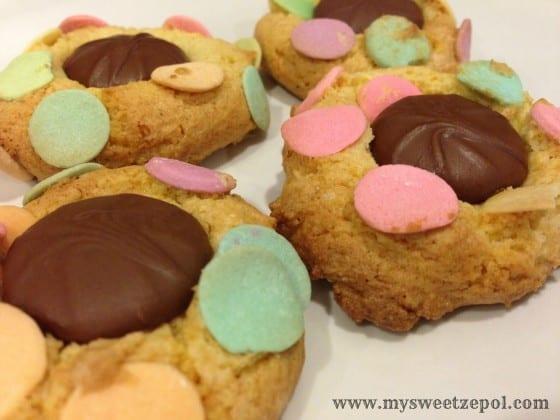 31-Days-of-Cookies-Chocolate-Funfetti-Blossoms-closeup-mysweetzepol-2013