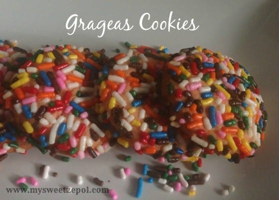 31-Days-of-Cookies-Grageas-Cookies-in-a-row-my-sweet-zepol-blog