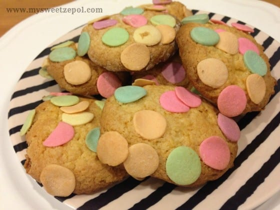 31-Days-of-Cookies-Jumbo-Confetti-Sprinkles-Cookies-my-sweet-zepol