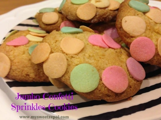 31-Days-of-Cookies-Jumbo-Confetti-Sprinkles-Cookies-mysweetzepol