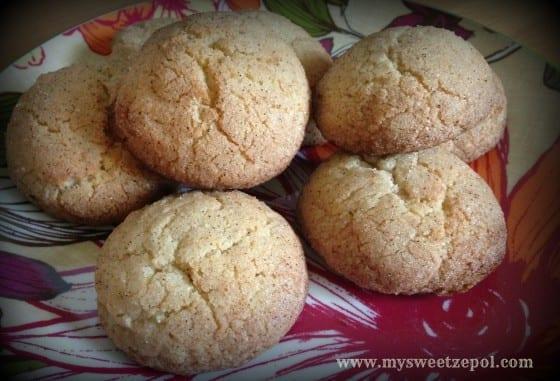 31-Days-of-Cookies-Snickerdoodle-cookies-my-sweet-zepol