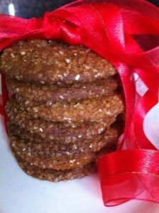 Molasses-Cookies-31-days-of-cookies-my-sweet-zepol