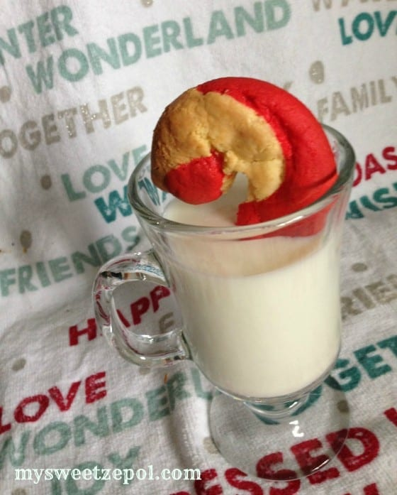 31-Days-of-Cookies-Candy-Cane-Cookies-dipped-in-Milk-mysweetzepol