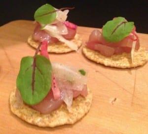 Tuna-Carpaccio-Barnie's-CoffeeKitchen-mysweetzepol
