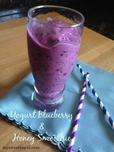 Yogurt-Blueberry-and-Honey-Smoothie-drink-mysweetzepol