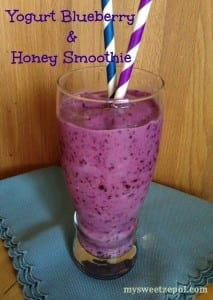 Yogurt-Blueberry-and-Honey-Smoothie-my-sweet-zepol