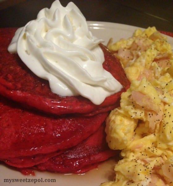 National-Pancake-Day-Redvelvet-Pancakes-mysweetzepol-2014