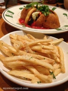 Olive-Garden-Parmesan-Fries-with-Smashed-Chicken-Meatball-Sandwich-mysweetzepol