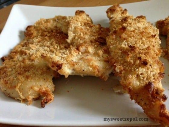 Parmesan-Crust-Chicken-my-sweet-zepol