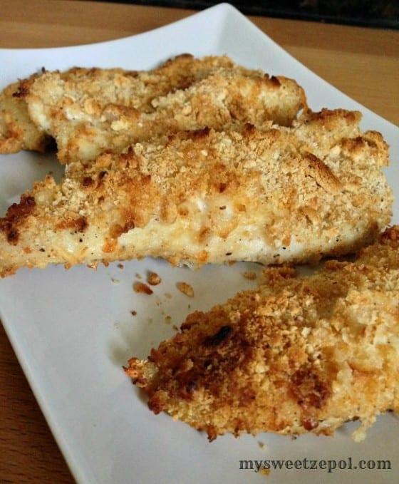 Parmesan-Crust-Chicken-mysweetzepol-plated