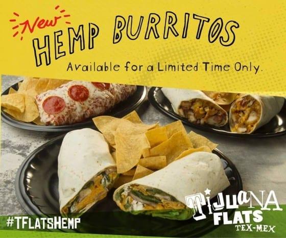 Tijuana Flats Hemptation #TFlatsHemp