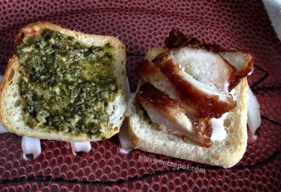 #ad Deli Wings Mini Ciabatta Sandwiches #GameTimeHero #CollectiveBias