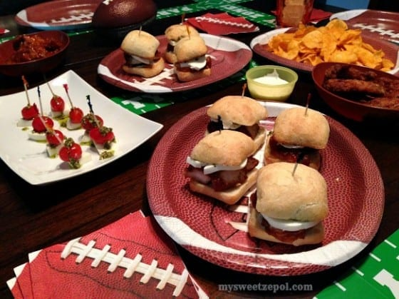 #ad Deli Wings Mini Ciabatta Sandwiches #GameTimeHero #CollectiveBias