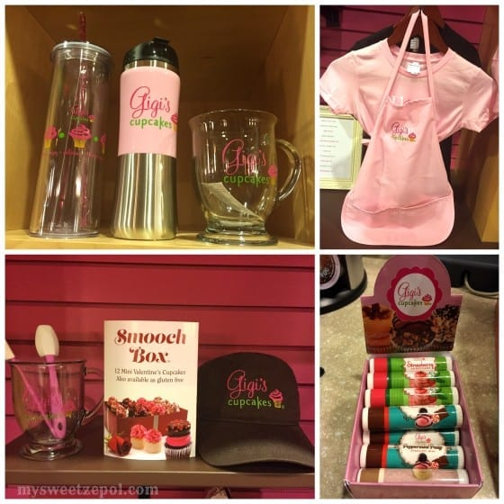 Gigi's Cupcakes Shop Products / #GFreeGigis
