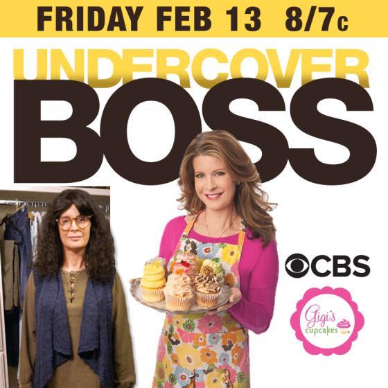 Gigi's Cupcakes Founder goes Undercover Boss / #GFreeGigis