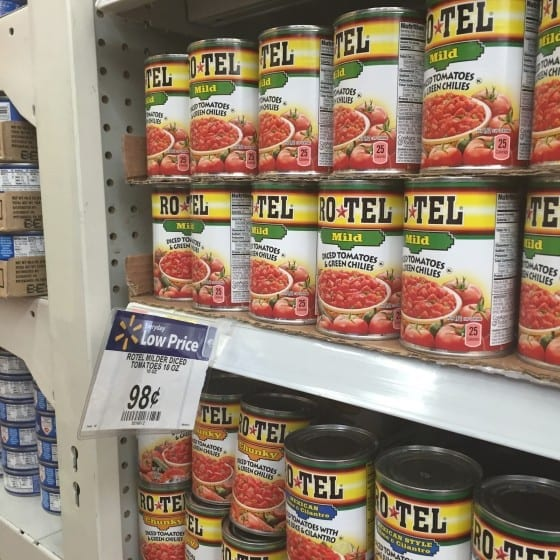 Ro*Tel available at Walmart / #JustAddRotel #CollectiveBias #ad