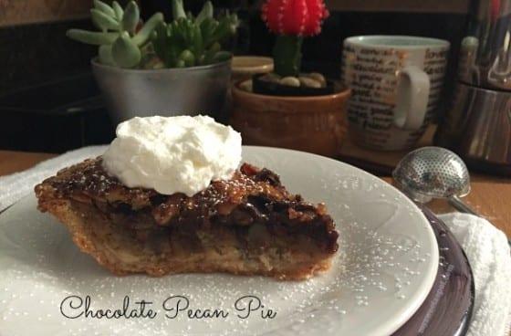 Chocolate Pecan Pie / by My Sweet Zepol / #MSZrecipes