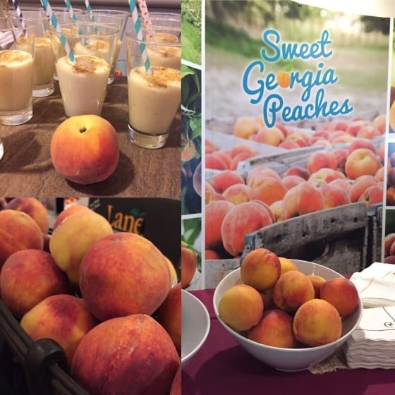 Sweet Georgia Peaches / #FWCon / My Sweet Zepol