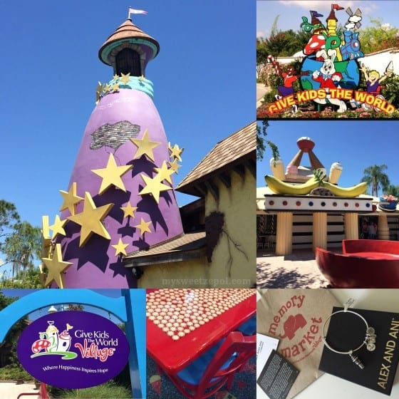 Give Kids the World Village collage / #GKTWBBash15 / #MSZGiveBack