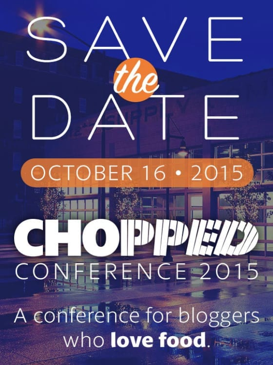 Chopped Conference #ChoppedCon15 / My Sweet Zepol / #BestFoodFacts