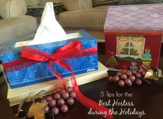 Here are 5 Tips that will make you the Best Hostess during the Holidays! / #HolidaysConFamilia #CollectiveBias / by My Sweet Zepol / [ad]