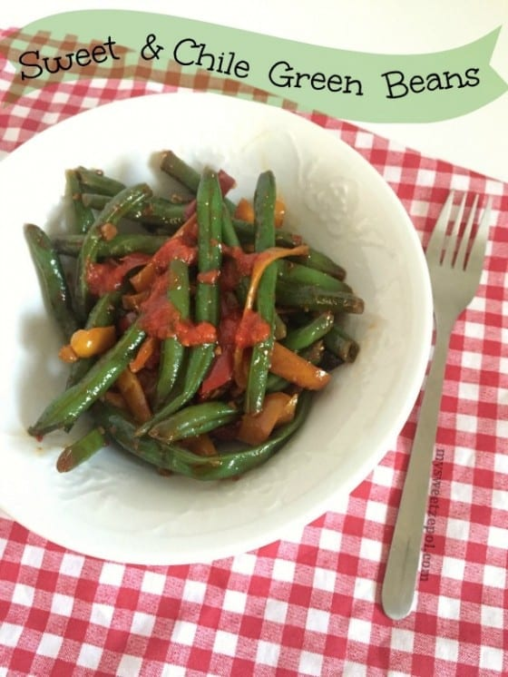Sweet and Chile Green Beans / by My Sweet Zepol #freshfood #healthy