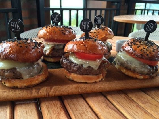 LIL BRGs - STK Orlando at Disney Springs / #BloggersWhoLunch Central Florida Lady Bloggers / by My Sweet Zepol #foodblog