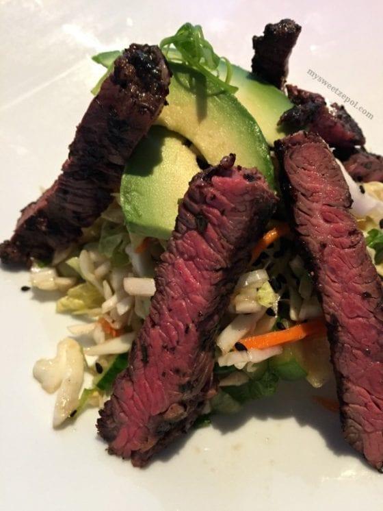 STK Salad - STK Orlando at Disney Springs / #BloggersWhoLunch Central Florida Lady Bloggers / by My Sweet Zepol #foodblog