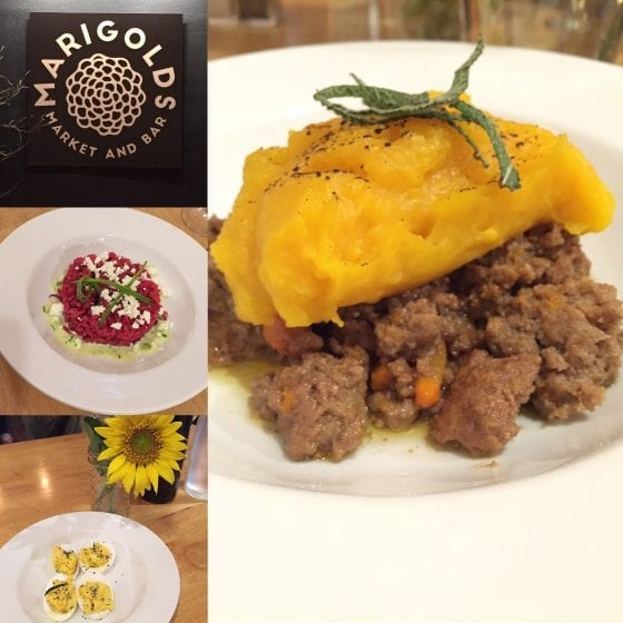 Marigolds Market and Bar in Kansas / From farm to table, meet local farmers #FarmFoodTour / by My Sweet Zepol #foodblog