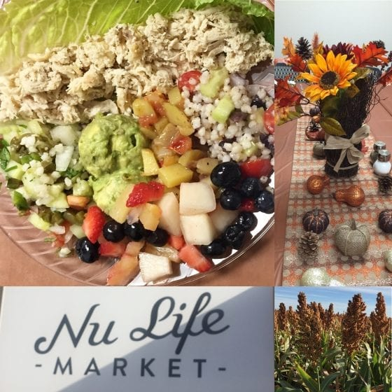 Nu Life Market in Kansas / From farm to table, meet local farmers #FarmFoodTour / by My Sweet Zepol #foodblog