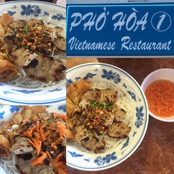 Pho-Hoa Vietnamese Restaurant in Kansas / From farm to table, meet local farmers #FarmFoodTour / by My Sweet Zepol #foodblog