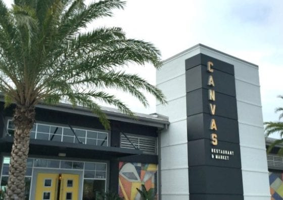 Canvas Restaurant and Market in Lake Nona in the Orlando area / by Wanda Lopez from My Sweet Zepol #foodandtravelblog