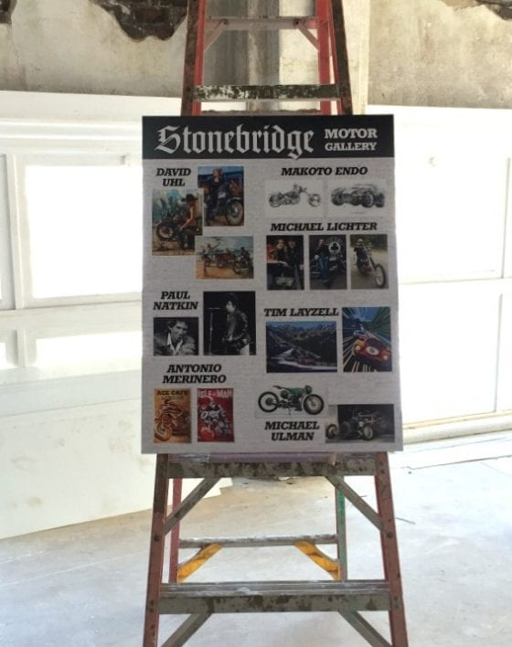 Stonebridge Motorgallery at Ace Cafe Orlando, a motor diner featuring a full-service restaurant, with bars, coffee bar, two kitchens and more / coming Spring 2017 / read more at www.mysweetzepol.com