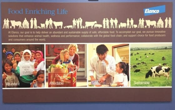 Elanco, food enriching life / The Science Behind Food #FarmFoodTour