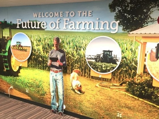 The future of farming and how it has changed throughout the years / The Science Behind Food #FarmFoodTour