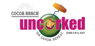 Sip. Savor. Repeat. at Cocoa Beach Uncorked a Food and Wine Festival