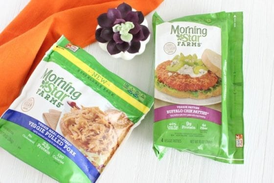 MorningStar Farms are the best choice for any party, but when it comes to tailgating get-togethers MorningStar Farms are the best! Find a winner recipe perfect for tailgating season! Veggie Pulled Pork Phylo Cups, super easy to make, good for you and a favorite for the entire family. #TailgateWithATwist #SeasonalSolutions #CollectiveBias ad (Winner Veggie Pulled Pork Phylo Cups for Tailgating Season)