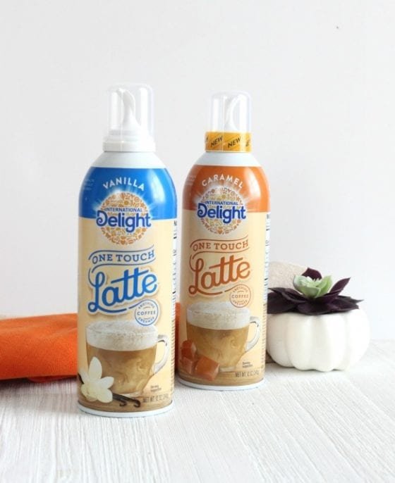 One Touch Late International Delight comes in varios flavors and make the perfect addition to any drink like a Vanilla Chai Latte' is the perfect fall drink. Warm, cozy, fragrant and so easy to make. Get the recipe at mysweetzepol.com #LatteMadeEasy #CollectiveBias #ad