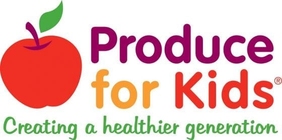 Produce for Kids, Creating a Healthier Generation!