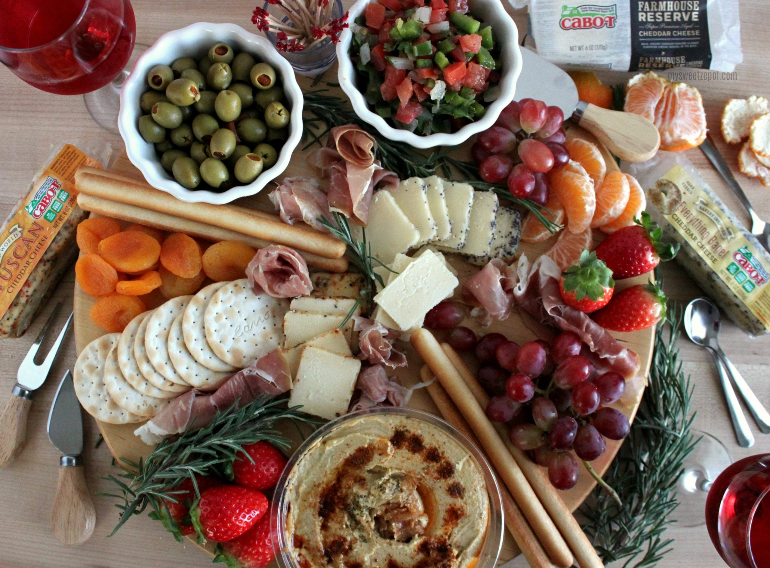 party size cheese platter my sweet zepol