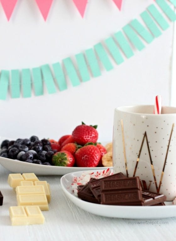 S'mores Bar for the win! For those colder days when you want to entertain but don't want to go outside for it! Go grab your must have's at mysweetzepol.com