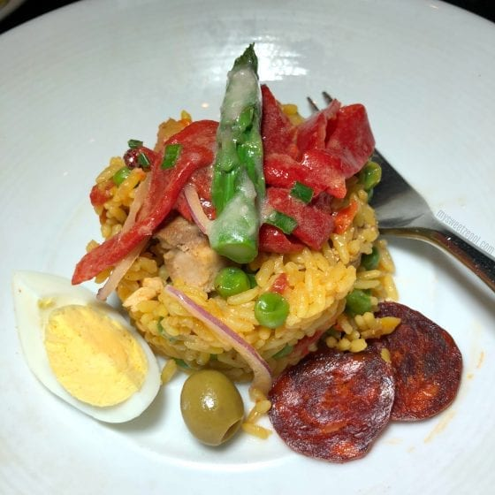 Arroz con Pollo from Cuba Libre Restaurant. Read more about @ mysweetzepol.com #VisitFlorida #travel
