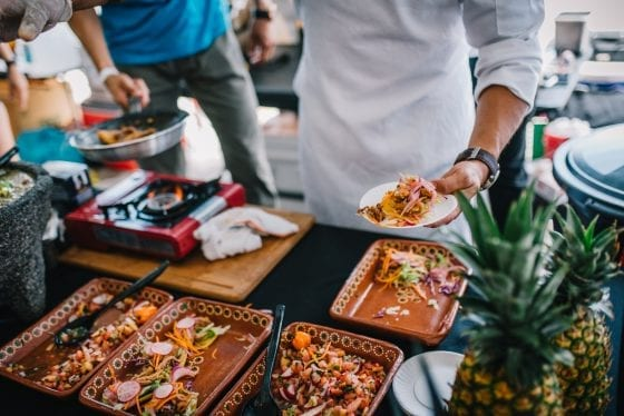 The second annual Cocoa Beach Uncorked Food and Wine Festival is right around the corner. April 28-29, 2018 Don't miss it! #COBU18 #FoodandWine #Festival #Travel