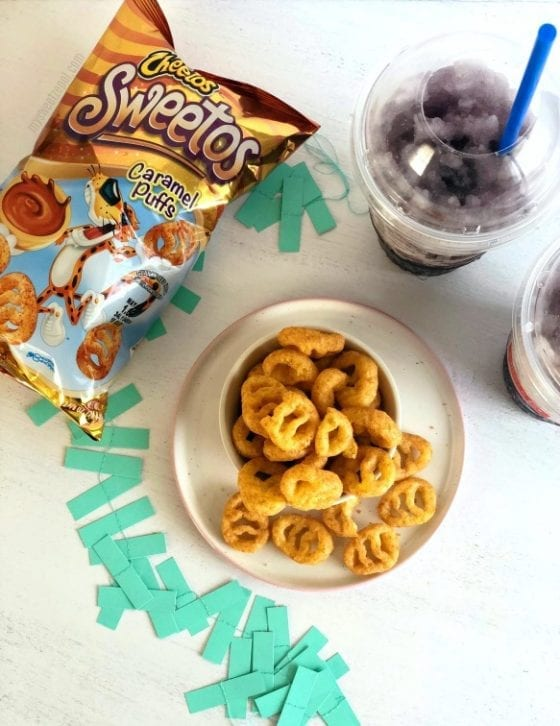 Cheetos Sweetos Froster in Cinnamon Sugar and Cheetos Sweetos Puffs in Caramel is the best way to enjoy any day. Grab your combo now @ Circle K Read more about it @ mysweetzepol.com #FlavoredFrozenFun #Froster #CollectiveBias #ad