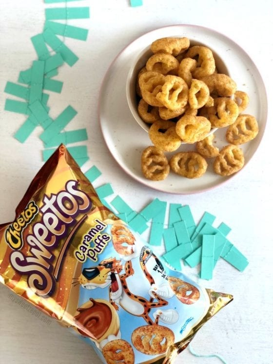 Cheetos Sweetos Puffs in Caramel is the best way to enjoy any day. Grab your a bag or two now @ Circle K Read more about it @ mysweetzepol.com #FlavoredFrozenFun #Froster #CollectiveBias #ad