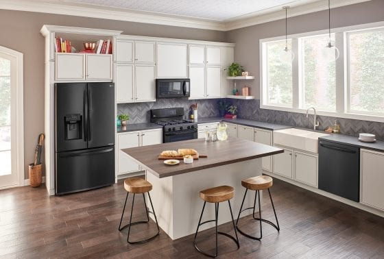 Living Smartly with the Appliances You Already Love / LG appliances found at Best Buy #ad