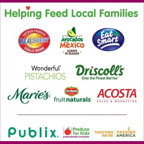 Produce For Kids, helping stop food hunger with partners like Publix